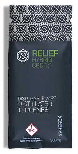 Relief Hybrid CBD
